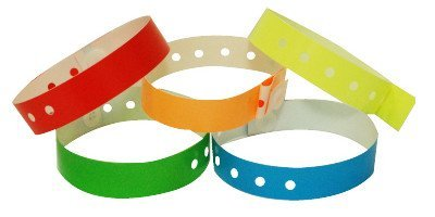 <center>Platic / Vinyl Wristbands</center>